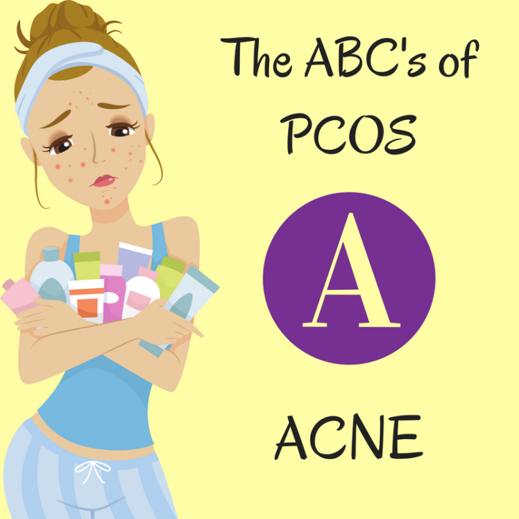 The ABC's of PCOSacne